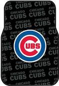 Northwest MLB Chicago Cubs Car Floor Mat