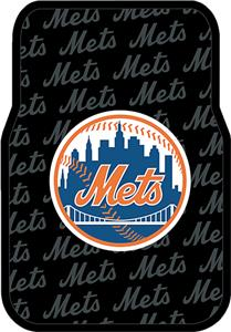 Northwest MLB New York Mets Car Floor Mat