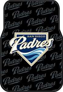 Northwest MLB San Diego Padres Car Floor Mat