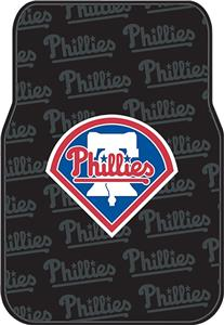 Northwest MLB Philadelphia Phillies Car Floor Mat