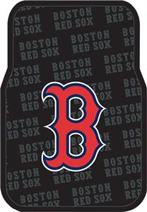 Northwest MLB Boston Red Sox Car Floor Mat