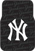 Northwest MLB New York Yankees Car Floor Mat