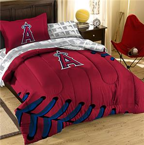 Northwest MLB LA Angels Twin Bed In Bag Sets