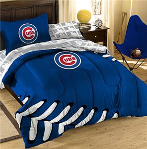 Northwest MLB Chicago Cubs Twin Bed In Bag Sets