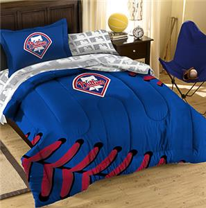 Northwest MLB Phillies Twin Bed In Bag Sets