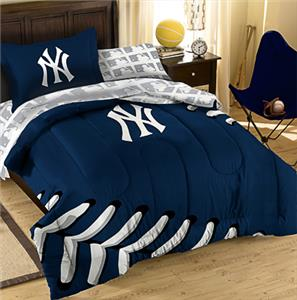 Northwest MLB Yankees Twin Bed Comforter Sets