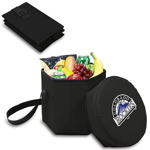 Picnic Time MLB Colorado Rockies Bongo Cooler