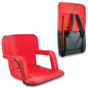 Picnic Time MLB Atlanta Braves Ventura Recliner
