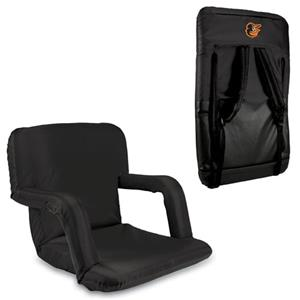Picnic Time MLB Baltimore Orioles Ventura Recliner