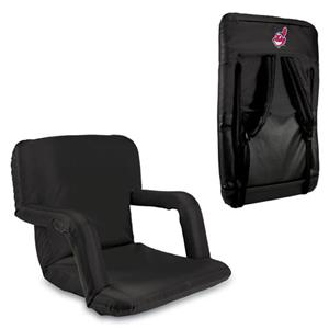 Picnic Time MLB Cleveland Indians Ventura Recliner