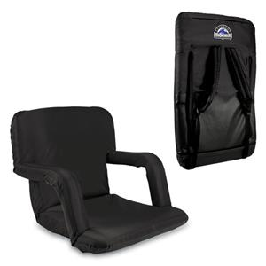 Picnic Time MLB Colorado Rockies Ventura Recliner