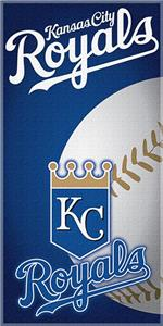 "Northwest MLB KC Royals 30""x60"" Beach Towels"