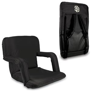 Picnic Time MLB San Diego Padres Ventura Recliner