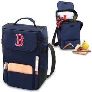 Picnic Time MLB Boston Red Sox Duet Wine Tote