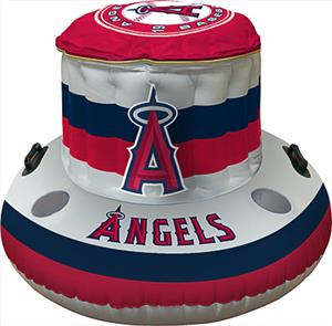 Northwest MLB LA Angels Inflatable Coolers