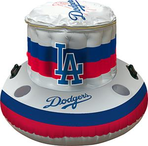 Northwest MLB LA Dodgers Inflatable Coolers