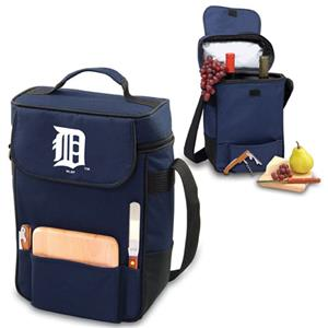 Picnic Time MLB Detroit Tigers Duet Wine Tote
