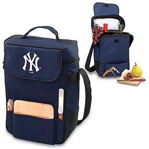 Picnic Time MLB New York Yankees Duet Wine Tote