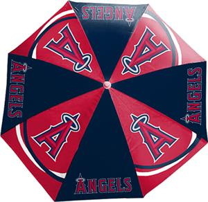 Northwest MLB Los Angeles Angels Beach Umbrella