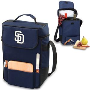 Picnic Time MLB San Diego Padres Duet Wine Tote