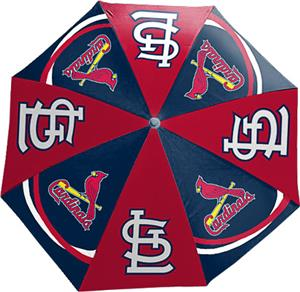 Northwest MLB St. Louis Cardinals Beach Umbrella