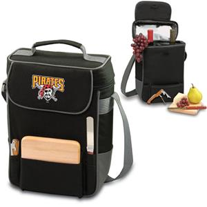 Picnic Time MLB Pittsburgh Pirates Duet Wine Tote