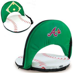 Picnic Time MLB Atlanta Braves Oniva Seat