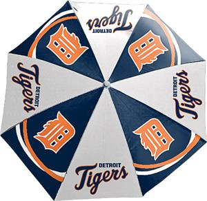 Northwest MLB Detroit Tigers Beach Umbrella