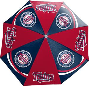 Northwest MLB Minnesota Twins Beach Umbrella