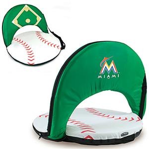 Picnic Time MLB Miami Marlins Oniva Seat