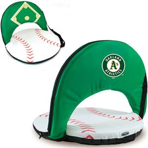 Picnic Time MLB Oakland Athletics Oniva Seat