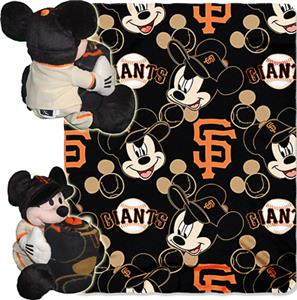"Northwest MLB Giants 40""x50"" Mickey Throws"