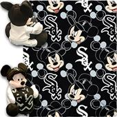 "Northwest MLB White Sox 40""x60"" Mickey Throws"