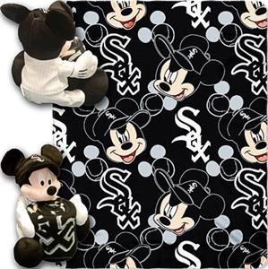 Northwest MLB White Sox 40&quot;x60&quot; Mickey Throws