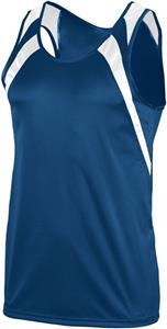 Augusta Sportswear Wicking Tank w/ Shoulder Insert