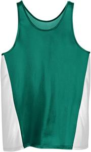 Augusta Adult Wicking Tank w/ Side Panel