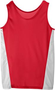 Augusta Youth Wicking Tank w/ Side Panels