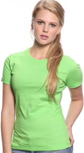 Royal Apparel Womens S/S Fine Jersey Crew Tee