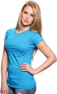 Royal Apparel Womens Fine Jersey Long Tee