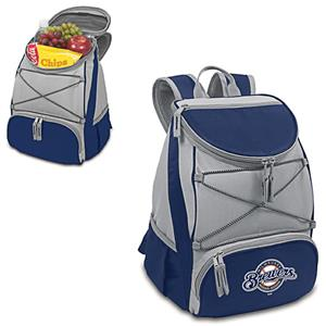 Picnic Time MLB Milwaukee Brewers PTX Cooler