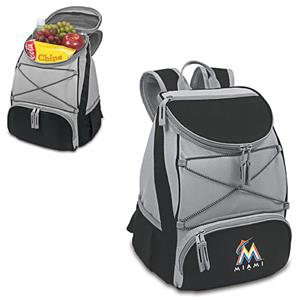 Picnic Time MLB Miami Marlins PTX Cooler
