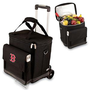 Picnic Time MLB Boston Red Sox Cellar w/ Trolley