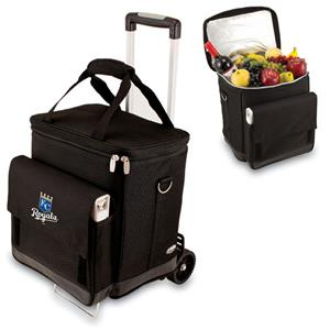 Picnic Time MLB KS City Royals Cellar w/ Trolley