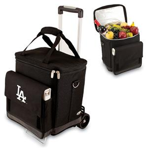 Picnic Time MLB LA Dodgers Cellar w/ Trolley