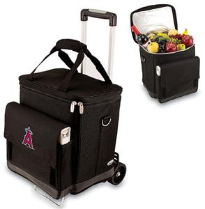 Picnic Time MLB LA Angels Cellar w/ Trolley
