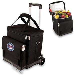 Picnic Time MLB Minnesota Twins Cellar w/ Trolley