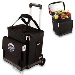 Picnic Time MLB New York Mets Cellar w/ Trolley
