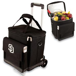 Picnic Time MLB San Diego Padres Cellar w/ Trolley