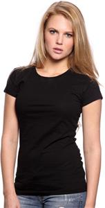 Royal Apparel Womens 50/50 Blend S/S Jersey Tee