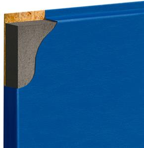"Porter SAFEPAD 3"" Supersafe Gymnasium Wall Padding"